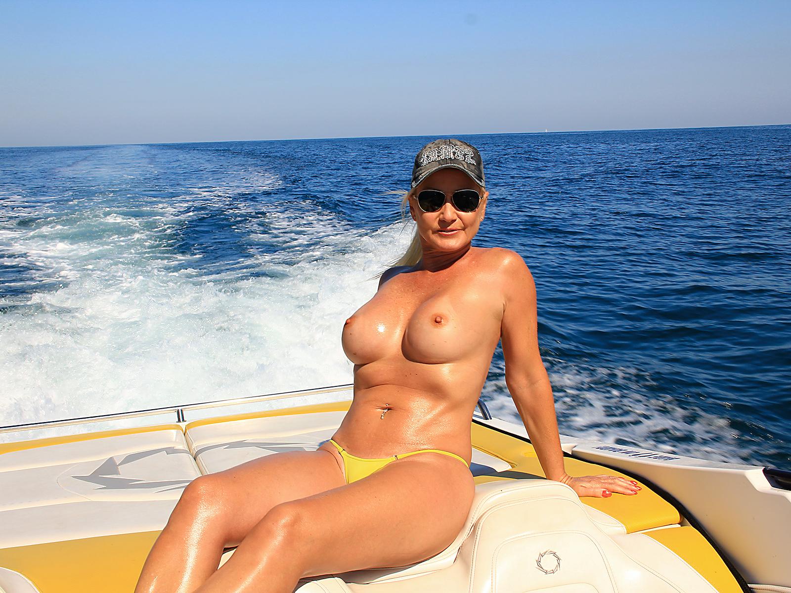 see thru bikini customer contri