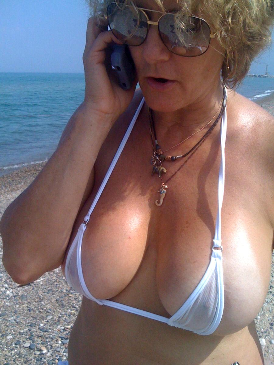 Micro seethrough bikini
