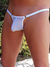 Escape Sheer Breakaway Bikini